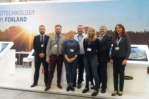 FRD Center assisted Business Finland with the B2B matchmaking and organisation of the INDAGRA joint stand