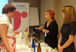 Jetro Sake Presentation event Bucharest 2019 2