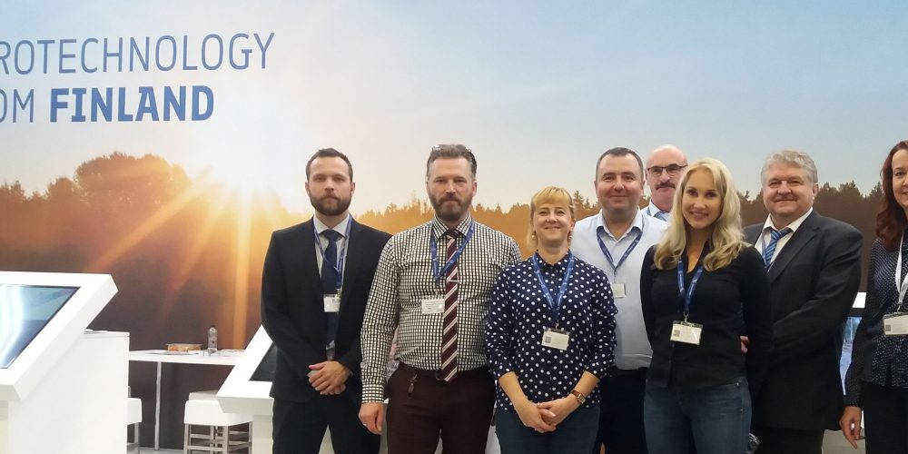 Agrotechnology from Finland market support in Romania