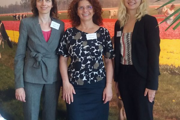 Part of the FRD Center Team for Dutch Food Sector Trade Mission organised by FRD Center for the Royal Dutch Embassy in Romania