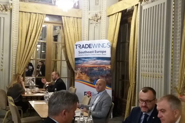 B2B matchmaking services for US companies during the Trade Winds SEE in Romania. Trade Winds is the largest annual U.S. government organized trade mission.